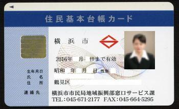 XMTrading口座開設・身分証明書
